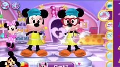 Mickey Mouse Clubhouse Full Episodes Minnie's Bow Dazzling Fashions  game