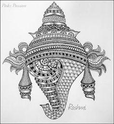 Pinkz Passion : Rashmi Krishnappa - An Inspiring Artist