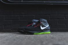 buy popular 930fe a257a Nike Air Zoom All Out Flyknit - Black  Cool Grey  Volt