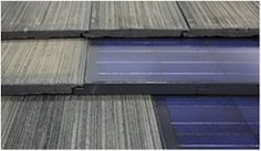 Novo sistema de telhas pode reduzir os custos dos painéis fotovoltaicos. / A new system of shingles can drop photovoltaic costs.