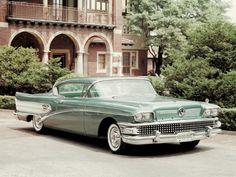 Buick Super Riviera Coupe, 1958