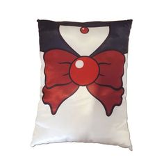 Ahoy there! Do you have your Sailor Moon S Sailor Pluto Costume Pillow? Designed to represent Setsuna Meioh's alternate identity, it measures 17-inches tall x 13-inches wide. Order yours now!
