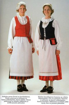Folk Costume, Costumes, Scandinavian Style, Folklore, Finland, Jewellery, Traditional, Country, Dresses