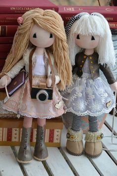Lisa Dolls Art Dolls, Harajuku, Lisa, Handmade, Style, Handmade Crafts, Swag, Hand Made, Outfits