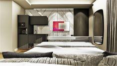 grammiki-a-diakosmites-arxitektones-2-1 Γραμμική α: Διακόσμηση Ξενοδοχείου στην Χαλκιδική Bed, Furniture, Design, Home Decor, Decoration Home, Stream Bed, Room Decor, Home Furnishings