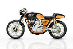 A splash of orange for brightenin up ur mood...