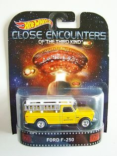 Hot Wheels Close Encounters Of The Third Kind Ford F-250