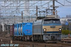 model EF66-0|☆ダイと行く各駅停車の旅☆