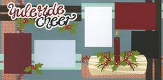 PRE-MADE Yuletide Cheer