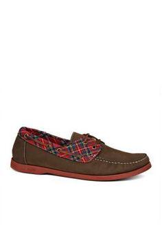 Jack Rogers Moss Easton Boat Shoe