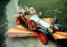 A star must have stunt doubles and as the same applies to star cars, six versions of the magical car 'Chitty Chitty Bang Bang' were built for the 1968 film. One of these (a fully functioning road-going car with a legitimate registration – 'GEN 11') has been privately owned by Pierre Picton of Stratford-Upon-Avon since the early 1970s, while two more are on display in British Museums: a smaller road-going Chitty is in the Cars of the Stars Museum in Keswick..