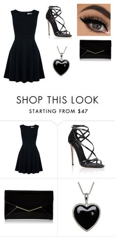 """""""funeral"""" by rcl-whatever-101 ❤ liked on Polyvore featuring Oasis, Dolce&Gabbana, Furla and Lord & Taylor"""
