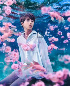 #jin #seokjin bts #ksj #fanart