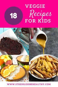 Do you have a picky eater who won't eat their vegetables? Me too, check out these healthy Recipes with Hidden Veggies in them for kids! Some are gluten free, and all have hidden veggies in them, have your kids try them now! #hiddenveggierecipes #kids #pic