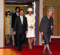 On 30th March 2016, HIM Empress Michiko, HIH Crown Prince Naruhito, HIH Crown Princess Masako, HIH Prince Fumihito, HIH Princess Kiko, HIH Princess Mako and HIH Princess Kako of Akishino, HIH Princess Hanako of Hitachi, HIH Princess Hisako and HIH Princess Ayako of Takamado attended the annual concert of the graduates of 5 music universities took place at the Music Hall inside Imperial Palace