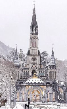 Our Lady of Lourdes, Hautes-Pyrénées, France
