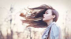 beautiful young woman autumn evening her hair tooked by the wind and fly before her Fashion toning Real Instagram Followers, Will Smith, Summer Barbecue, Vintage Vanity, Facon, Divorce, Her Hair, Funny Pictures, Relationship