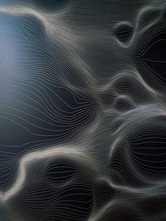 Grid Distortion Alu 025   watz, via Flickr