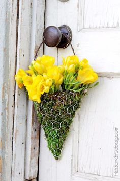 If you're a DIY enthusiast, chicken wire is a must-have. The applications are endless.