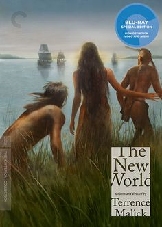 The New World - Blu-ray (Criterion Region A) Release Date: July 26, 2016 (Amazon U.S.)