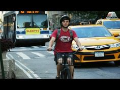 National Geographic: Could Biking in a City Be Bad for Your Health?