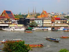 8 Reasons why Bangkok is the world's most visited city!