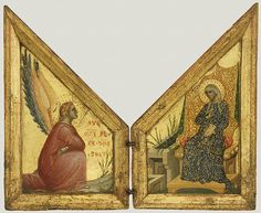 The Annunciation (Getty Museum)