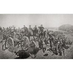 Jamesons Last Stand The Battle Of Doornkop 1896 Where Dr Leander Starr Jameson Was Defeated Following The Jameson Raid From The Book South Africa And The Transvaal War Volume 1 By Louis Creswicke Publ