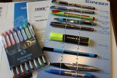 Schneider Pens by GourmetPens, via Flickr