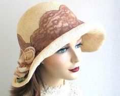 spring hats for women - Google Search