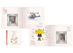 Imagine how magical it would be to open a book and see your own family members in it! Watch your child's face light up as they spy themselves in these beautiful personalized books from Telling Tales. The only trouble is choosing which gorgeous title to choose; ABCs, counting, colours or reading!