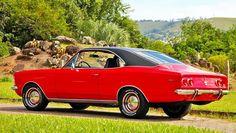 Chevrolet Opala Luxo 1975