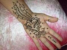 Henna Design: Bollywood Henna Design