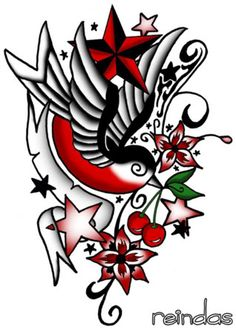 rockabilly tattoo | Tattoo Graphics Code | Tattoo Comments & Pictures