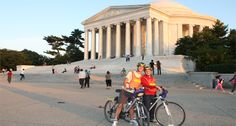 Bike and Roll's professionally guided bike and Segway tours and quality custom-made Trek bike rentals provide Washingtonians and DC visitors alike with a unique way to see the capital city.