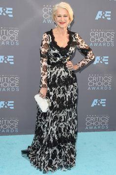 Дженнифер Энистон и еще 15 лучших образов церемонии Critics' Choice Awards | Vogue Ukraine