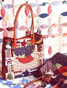 a quilters dream bag