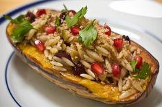 a vegetarian Thanksgiving via Michael Natkin