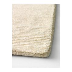 ALMSTED Rug, low pile IKEA The rug is made of pure new wool so it's naturally soil-repellent and very durable.  $299