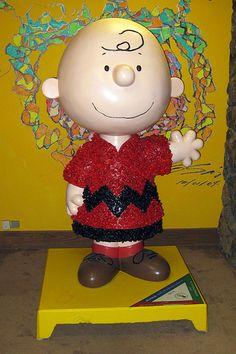 California - Santa Rosa: Snoopy's Gallery & Gift Shop - For C.B.