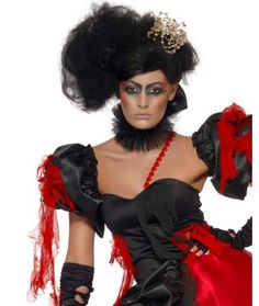 Twisted Queen Black Wig | WIGS