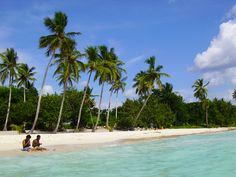 Playa de Bayahibe, La Romana