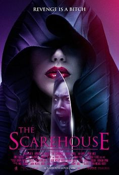 The Scarehouse - When two friends open a Halloween fun house on Devil's Night it is all fun and games until their former sorority sisters begin to arrive. SRDB - ScreenRave Movie and TV Show Database Halloween 2018, Casa Halloween, Halloween Movies, Scary Movies, Hd Movies, Movies To Watch, Movies Online, Movies And Tv Shows, Movie Tv