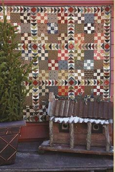 Love everything about this quilt! - Picmia