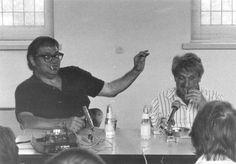 Morton Feldman and Yannis Xenakis