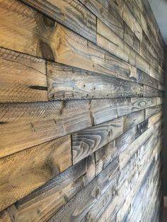 Reclaimed pallet timber for wall feature £20m2. a truly cheap and jaw dropping look a true talking point of any room its fitted to. i also have rusty metal feature wall covering and rusty corrugated sheets cut to size. | eBay!