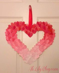 Go all out with Valentine's Day decorations without breaking the bank with these simple do-it-yourself ideas for decorations! Find tips and more at Bellefit.