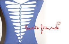 bunte freunde: FREE TUTORIAL: t-shirt CUTTING, WEAVING & BRAIDING!