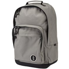 Electric Everyday Backpack (Grey) $54.95