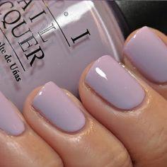 Pastel purple for romantic fairies! Fairynails